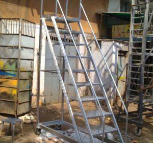 Multi Purpose Aluminium Ladders